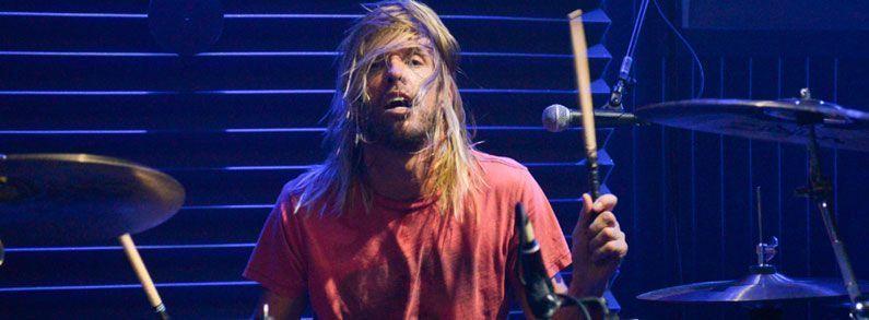 Taylor Hawkins, batería de Foo Fighters