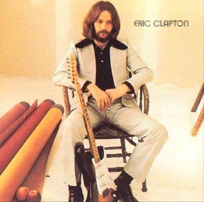 """""""Eric Clapton"""" disco debut en solitario (portada)"""